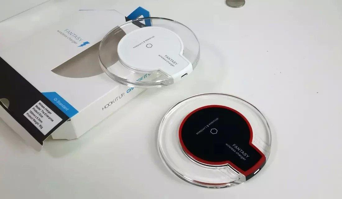chargeur sans fil qi luxe mini pad pour samsung galaxy s6 s6 edge nexus 6 5 4 nokia lumia. Black Bedroom Furniture Sets. Home Design Ideas