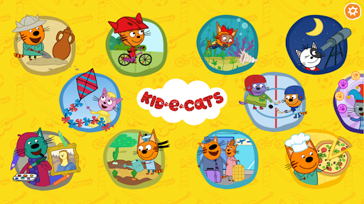 Kid-E-Cats. Educational Games apkpoly screenshots 9