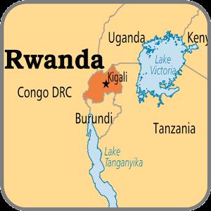 Rwanda Map Android Apps On Google Play - Rwanda map