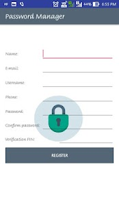 Password Manager - Secure Your Login Credentials - náhled
