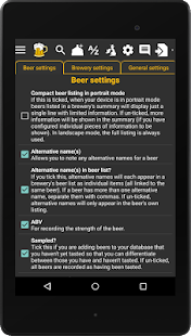 Beermad mobile (free)- screenshot thumbnail