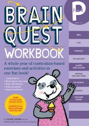 Brain Quest Workbook: Pre-K - Liane Onish