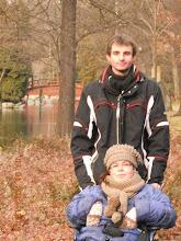 Photo: 07. 01. 2012 roku -  dostałam od Niego i Agnieszki czapkę, szalik i rękawiczki