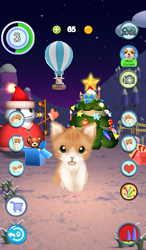 Talking Cat apkpoly screenshots 11