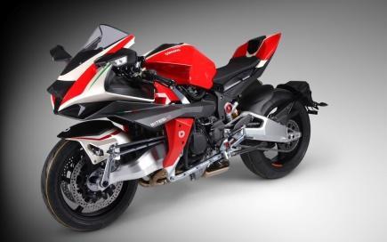 Bimota Tesi H2, la moto más espectacular del mundo   Noticias ...