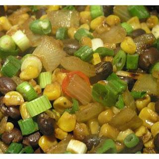 Mexican Corn Saute