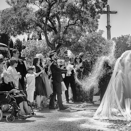 Wedding photographer Raúl Radiga (radiga). Photo of 15.02.2018