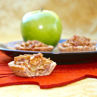 Emi's Gluten Free Apple Pie Tartlets