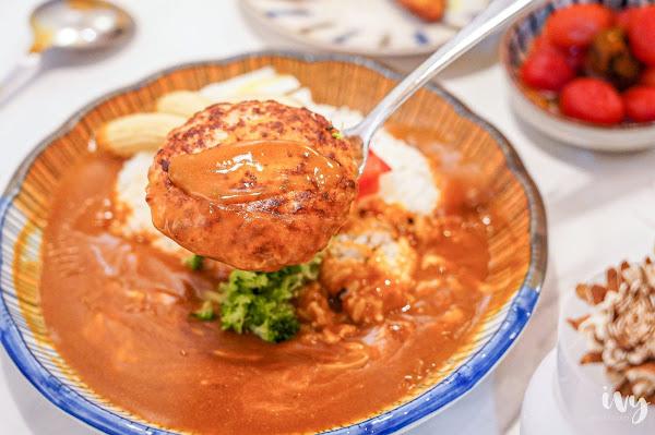 捲捲咖哩Curvy Curry