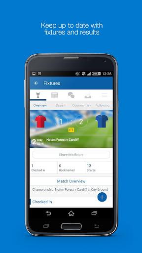 Fan App for Cardiff City FC