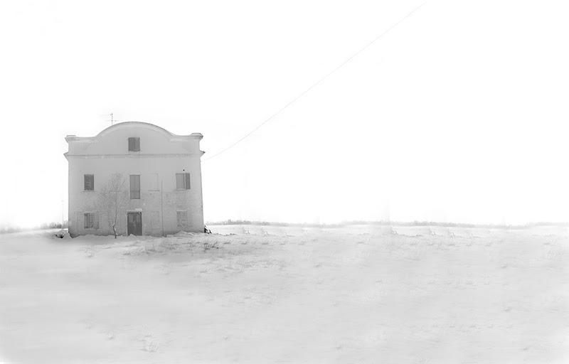deserto bianco di Saltini Rino