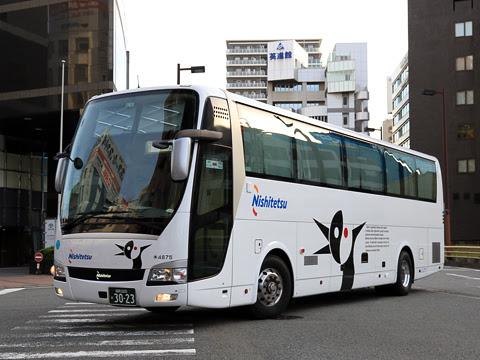 西日本鉄道「ペガサス号」 4875