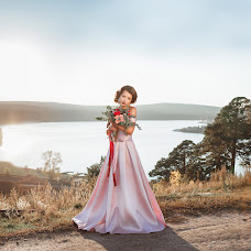 Wedding photographer Oksana Pipkina (Pipkina). Photo of 14.11.2016