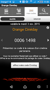 Orange Cineday- screenshot thumbnail