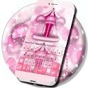 Pink Carousel Keyboard icon