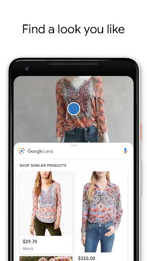 Google Lens 1.0.180517224 screenshots 4