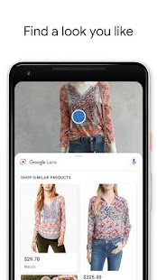 Google Lens Screenshot