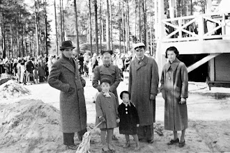 Photo: Vappuna 1939 Harjulla