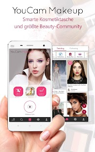 YouCam Makeup: Selfie Makeover- screenshot thumbnail
