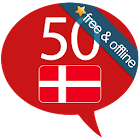 Learn Danish - 50 languages icon