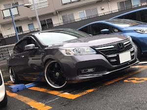 アコード CR6 LX H26年のカスタム事例画像 横浜アコハイ乗りさんの2019年10月18日08:49の投稿