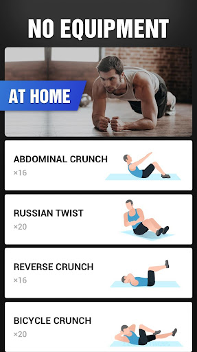 Six Pack in 30 Days - Abs Workout screenshot 3