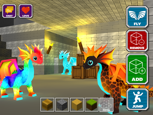 Dragon Craft apkpoly screenshots 8