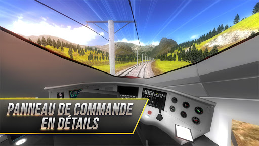Code Triche High Speed Trains - Locomotive APK MOD screenshots 2