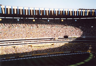 Photo: Estadio Azteca, Mexico City DF