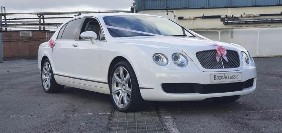 Bentley Spur Hire Birmingham