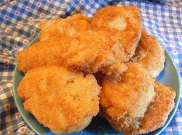 Hot Water Corn Bread Recipe