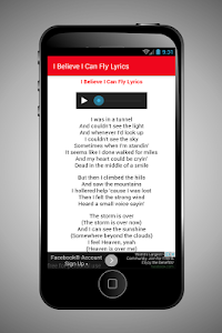 r kelly lyrics screenshot 1