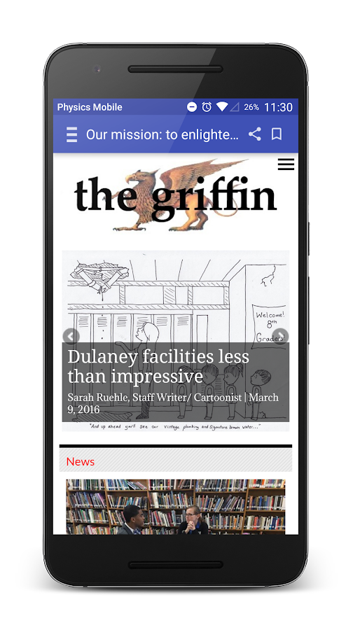 Dulaney Griffin- screenshot