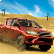 Extreme Offroad Pickup Truck Spin Adventure 3D