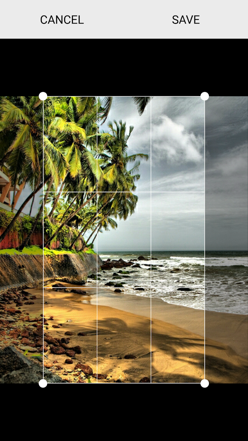 Скриншот Beaches Wallpapers from Flickr