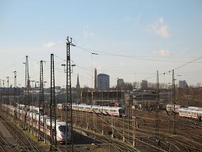 Photo: Gleisanlage Spähenfelde, 12.2.14