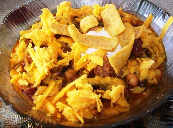 Tijuana Pork And Chicken Smokey Mexican Soup Recipe