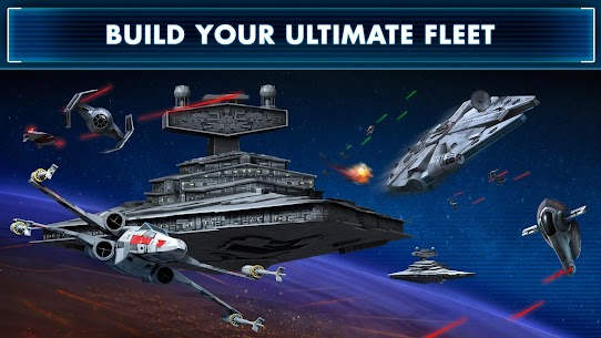 Star War Galaxy of Heroes 0.9.242934 (Unlimited Crystals) MOD Apk 5