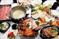 銀鈎鍋物銅盤烤肉