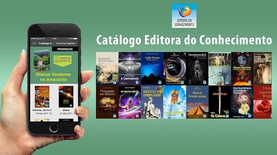 Catálogo Editora do Conhecimento - náhled