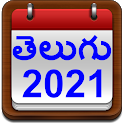 Telugu Calendar 2021 icon