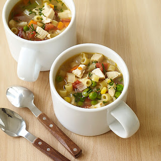 Super-Easy Chicken Noodle Soup.