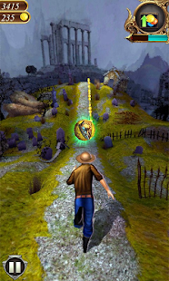 Adventure Princess jungle Run - náhled