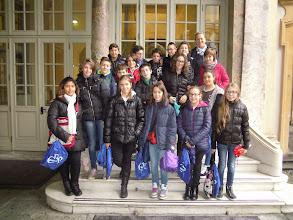 Photo: 01/12/2014 - Istituto comprensivo di Montà (Cn). Scuola media classe II B.