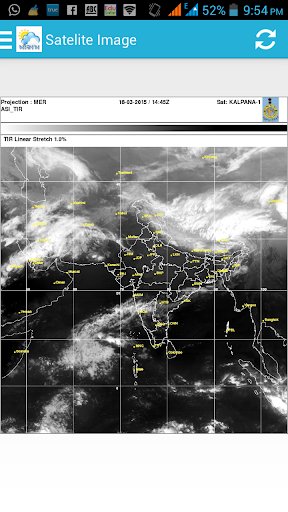Mausam - India Weather Maps
