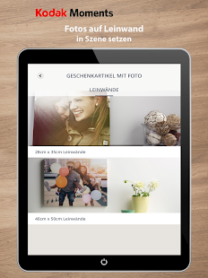 KODAK MOMENTS: Photos drucken – Miniaturansicht des Screenshots