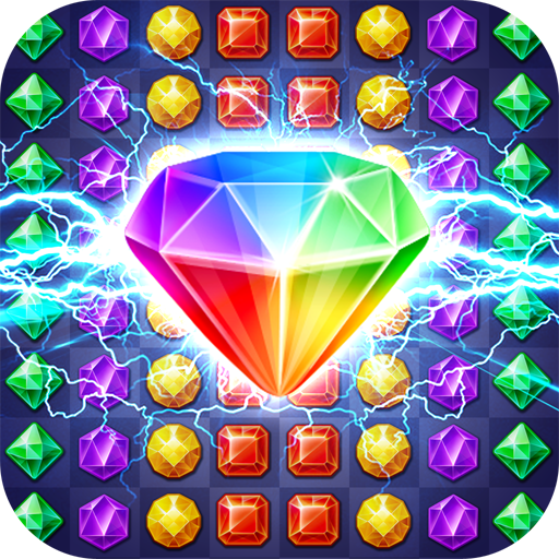 Jewels Crush Legend - Match 3 Puzzle (game)