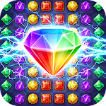 Jewels Crush Legend - Match 3 Puzzle Icon