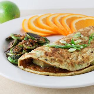 Avocado Lime Omelette Recipe