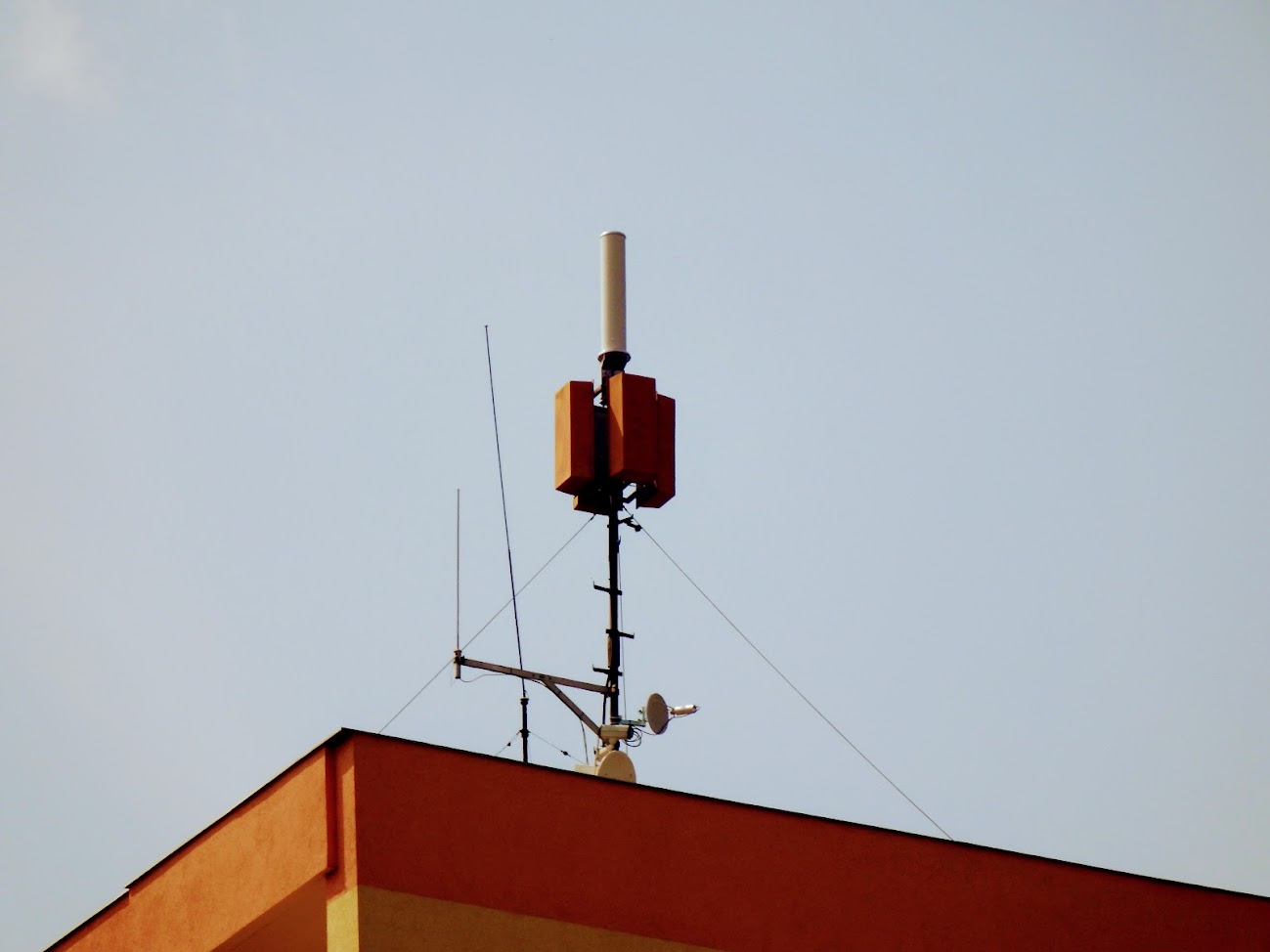 Százhalombatta/toronyház - helyi DVB-T adóállomás